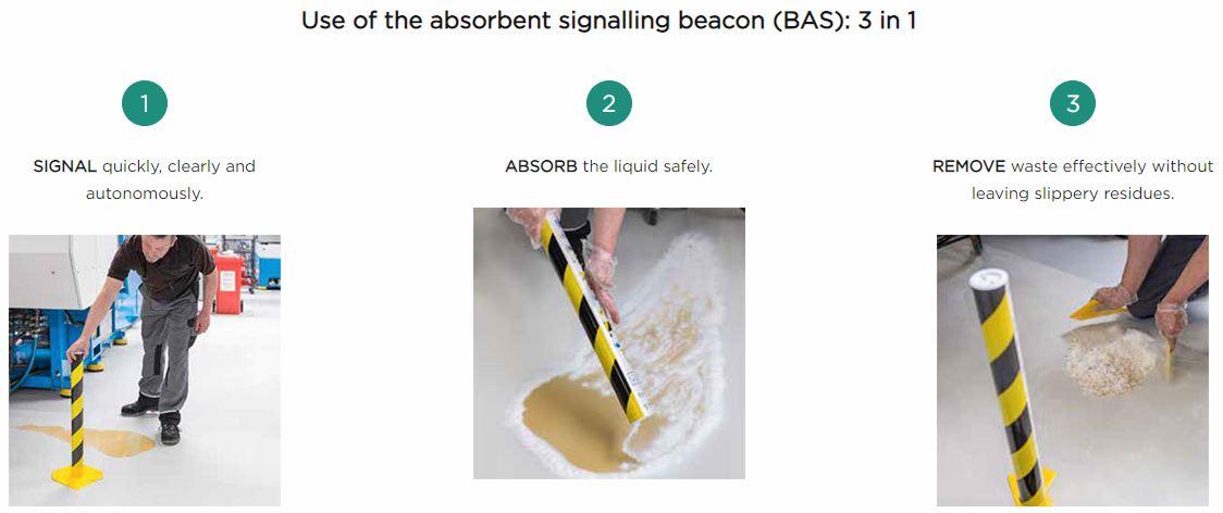 Polycaptor Signalling Beacon