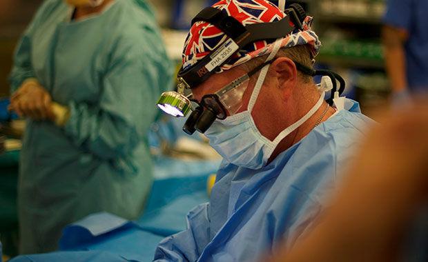 Plastic Surgeon Steven Jeffery